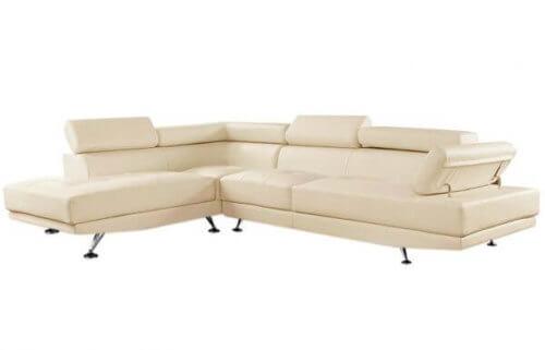 Elite Casafurnish L shape Sofa