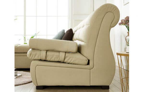 Cacia 4 Seater L shape Sofa 1