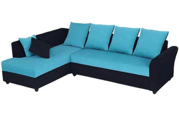 Charleen 6 Seater LHS L Shape Sofa set Design