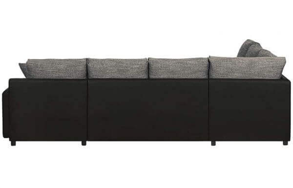 Elite 7 Seater U Shaped Sofa Set 2