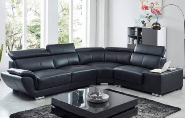 Elite Frederik Four Seater Corner L shape Sofa