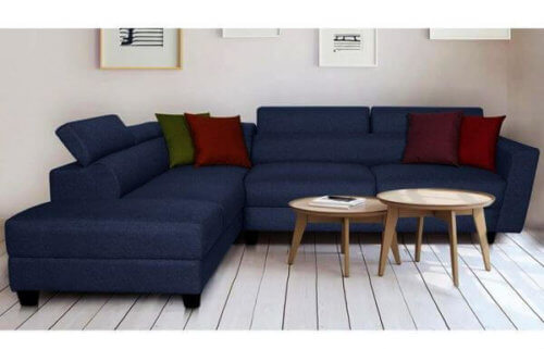 Elite Sofa with Adjustable Headrest