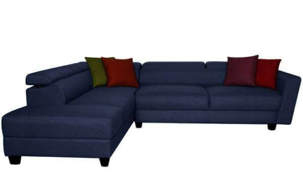 Elite Sofa with Adjustable Headrest design