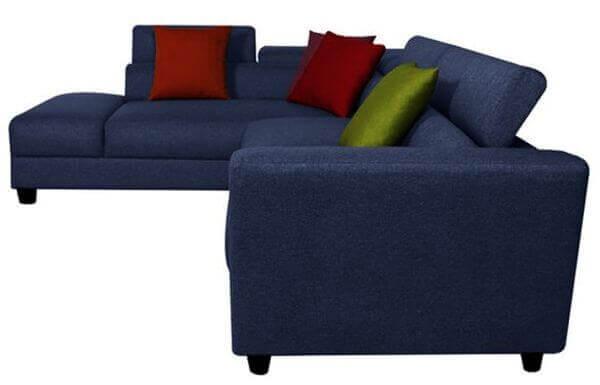 Elite Sofa with Adjustable Headrest model