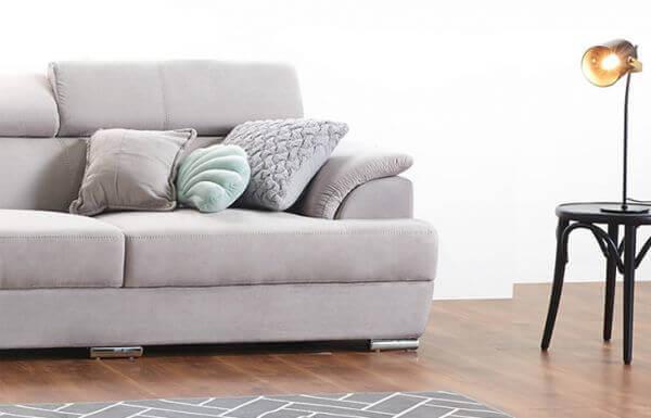 Elite Sofa with Ottoman 1