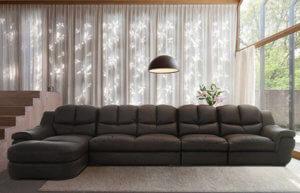 L shape Modern Sofa Set 1