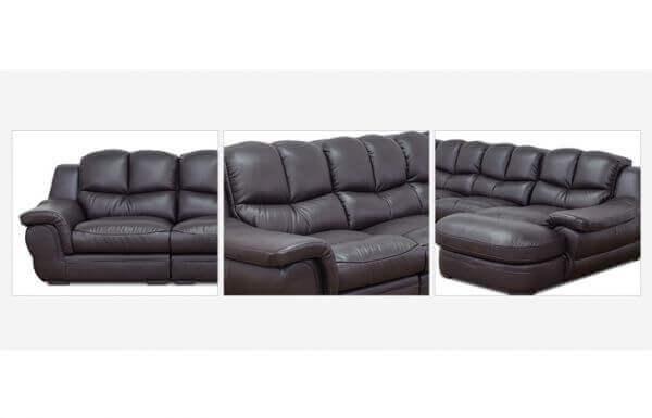 L shape Modern Sofa Set 3