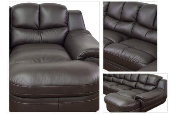 L shape Modern Sofa Set 4