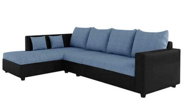 Lavis L Shape Sofa Set