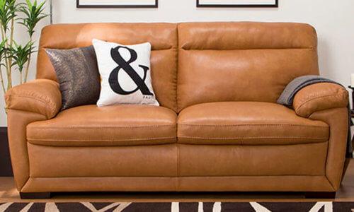 Medellin Two Seater leather Sofa designs